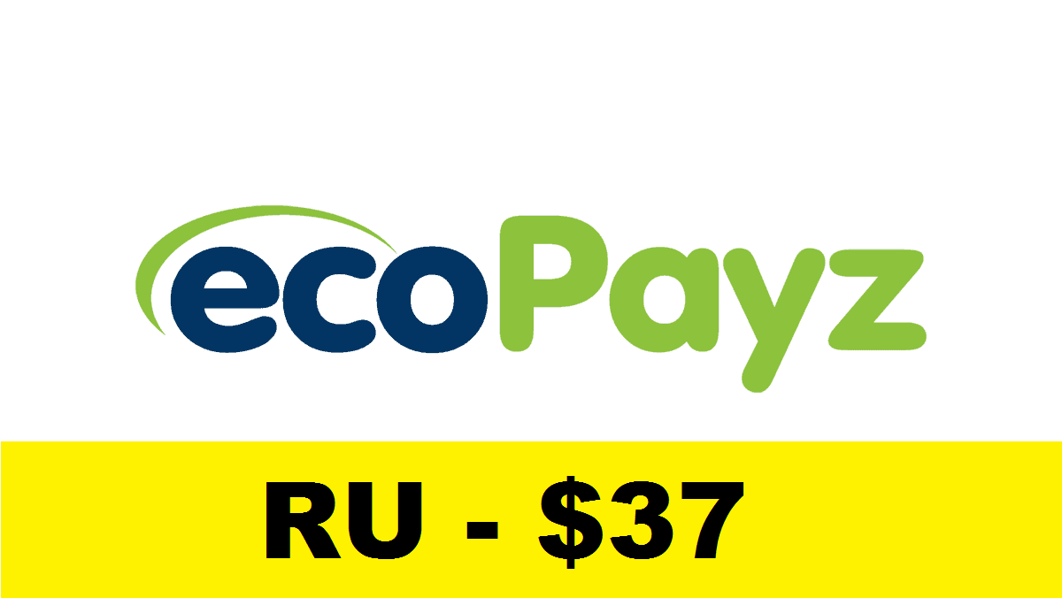 Fully Verified Ecopayz Account – RU $37