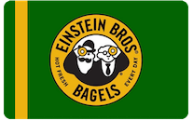 Einstein Bros Bagels - $25.00 [Instant Delivery]