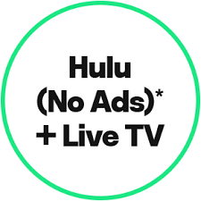 Hulu - No Commercials , Live TV