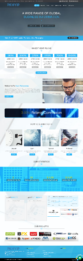 Gc Hyip Template 17