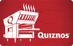 [Gift Card] Quiznos – $15 [Instant Delivery]