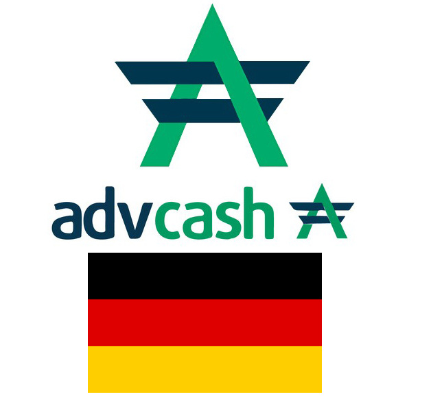 Fully Verified AdvCash EU GERMANY