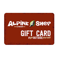 Alpineshop.com 200$ Gift Card Instant