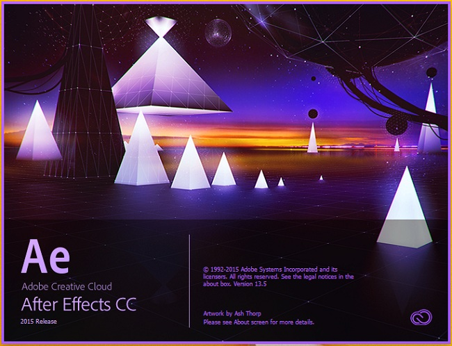 Adobe After Effects CC 2015 Portable for 64 Bit Windows