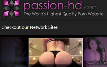 Passion-HD Access 12 mounth Warantee