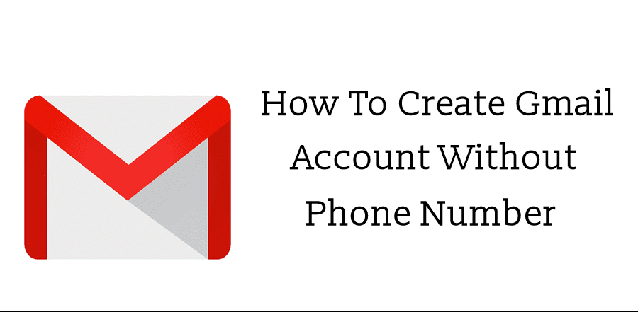Make Google Gmail YouTube Accounts Without Phone Number
