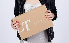 $150 Le Tote egift card (Instant delivery)