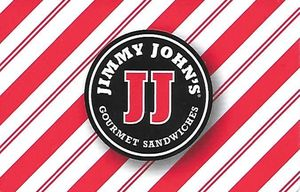 Jimmy Johns (with PIN) $60.00 [Instant Delivery]