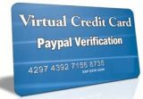 VCC For PayPal Withdrawal + Paypal VBA | PayPal VCC