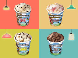 Ben & Jerrys $10  INSTANT DELIVERY