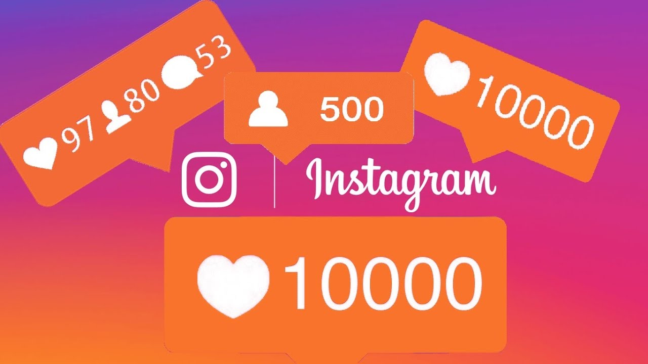 5000 Instagram Likes for your Post just for $100