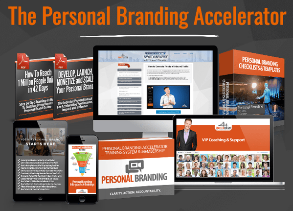 Mark Lack – The Personal Branding Accelerator