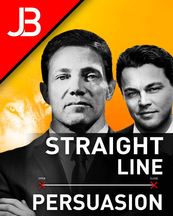 Jordan Belfort: Straight Line Persuasion 10 videos