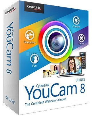 CyberLink YouCam Deluxe 8 Lifetime License Key
