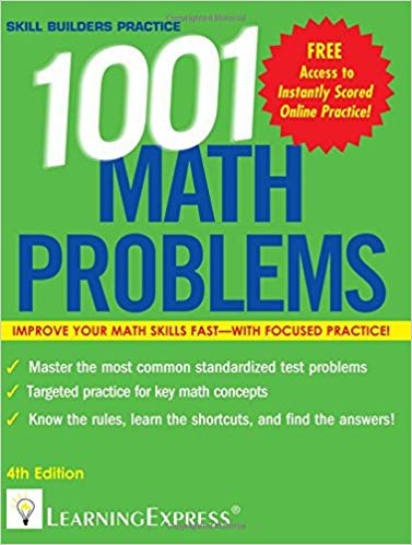 1001 Math Problems For Easy Learning