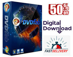 DVDFab 11 Full Edition Lifetime License Original Blu-Ra