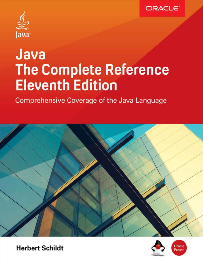 Java The Complete Reference, 11th Edition