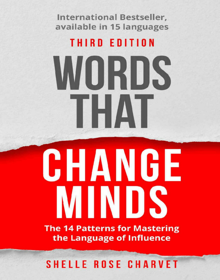 Words That Change Minds: The 14 Patterns