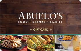 25$ Abuelos Gift Card