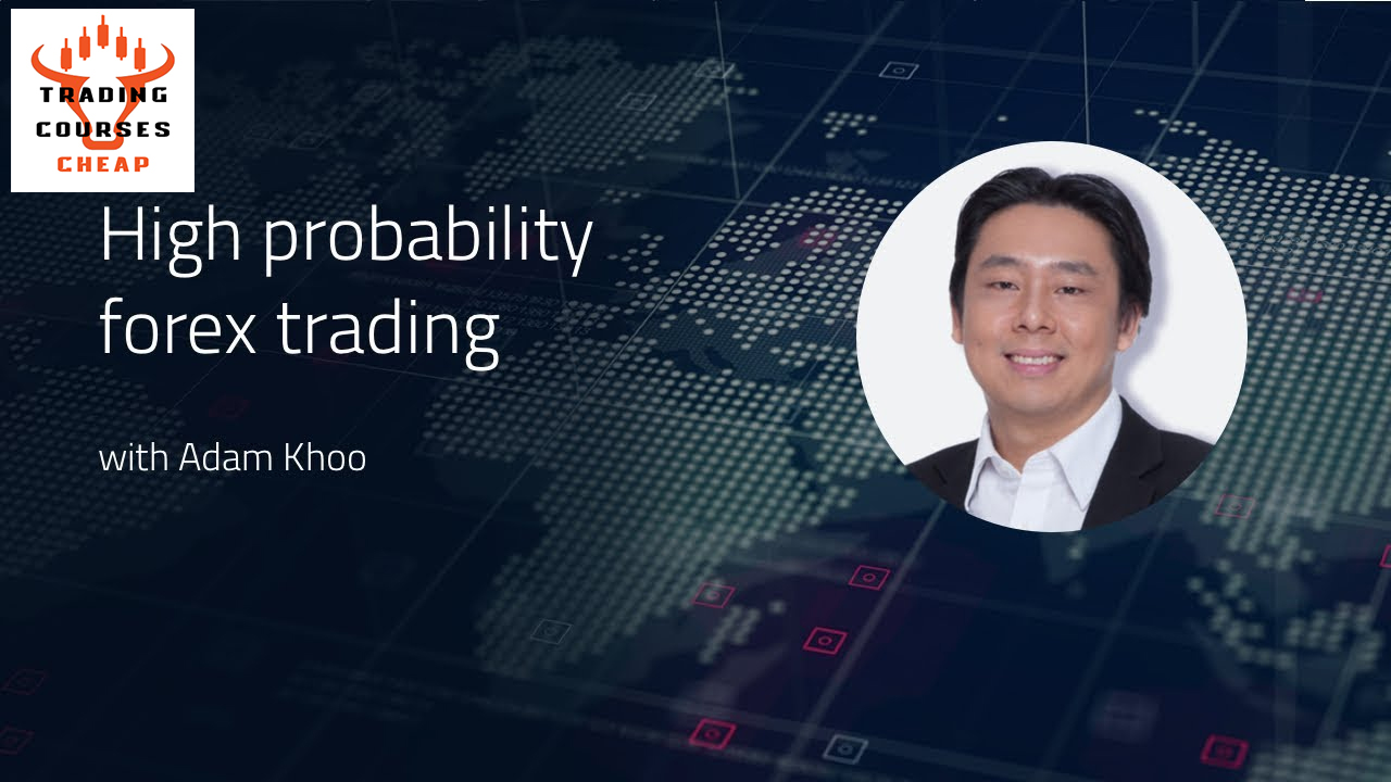 Adam Khoo @ Piranha Profits Best Value Stock, Forex