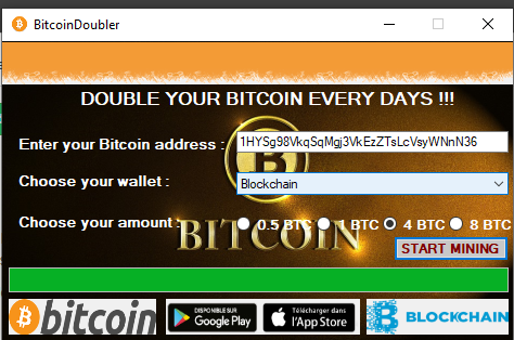 Bitcoin generator software