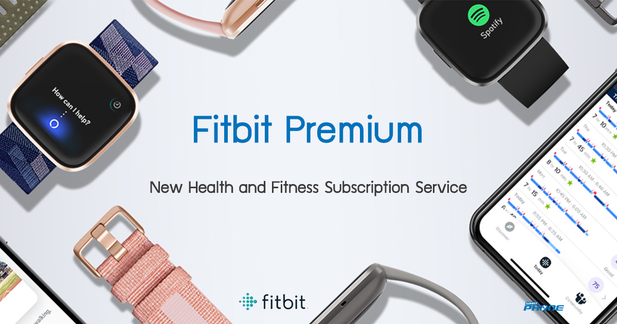 Fitbit premium subscription 1-2 Year Warranty