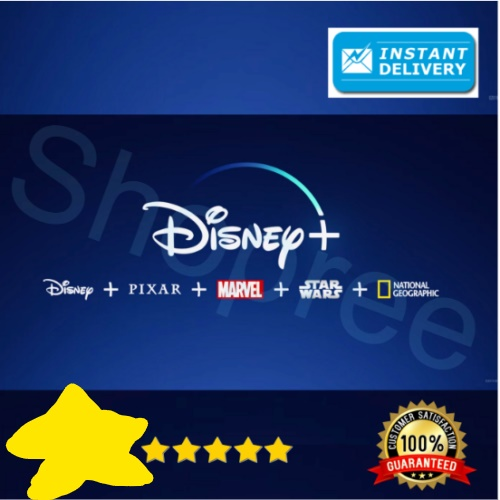 Disney Plus Access |Instant Delivery |Lifetime Account|