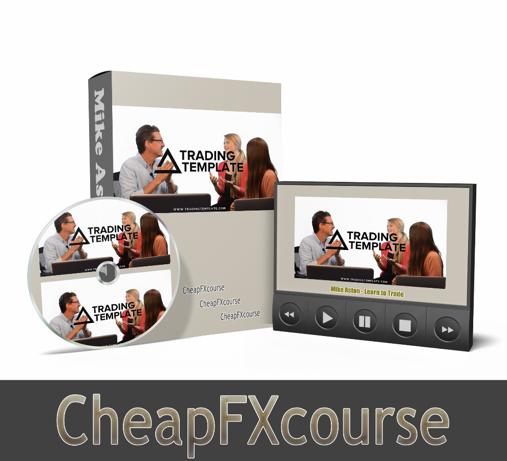 Mike Aston - Learn to Trade Trading Template