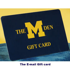 The M-Den Email Gift Card 100$