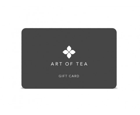 $100.00 gift card from Art of Tea
