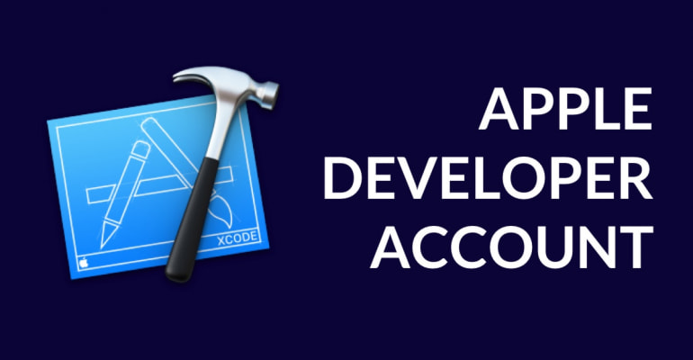 Apple Personal Developer Account (USA) Fully Verified