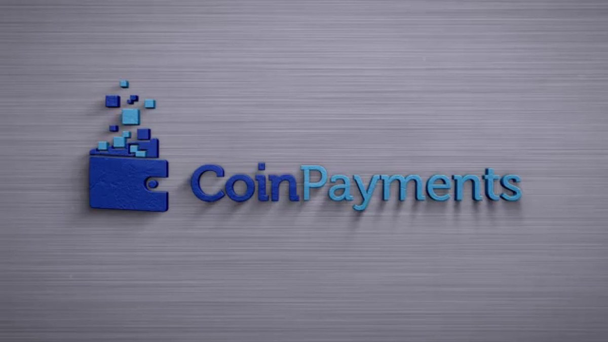Fully verified account Coinpayments (Europe)