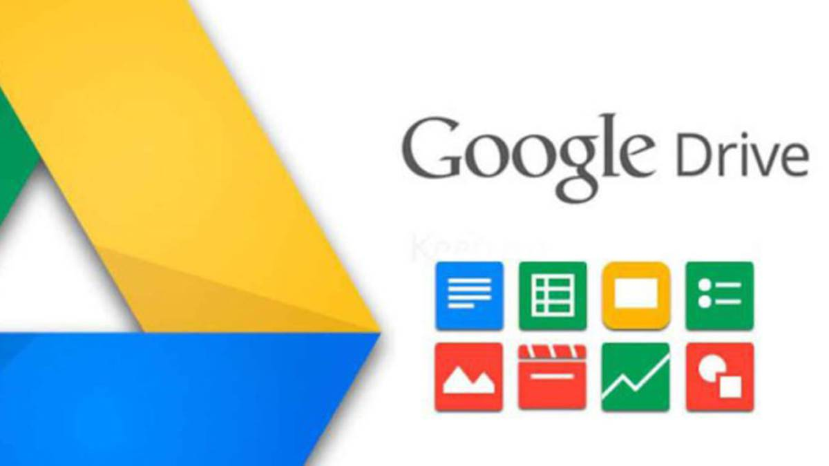 Google Drive Unlimited storage for your existing email