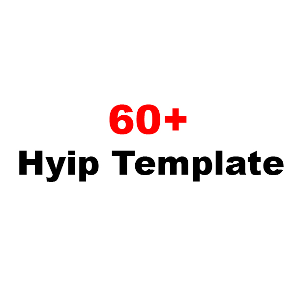 60+ GC Hyip Templates