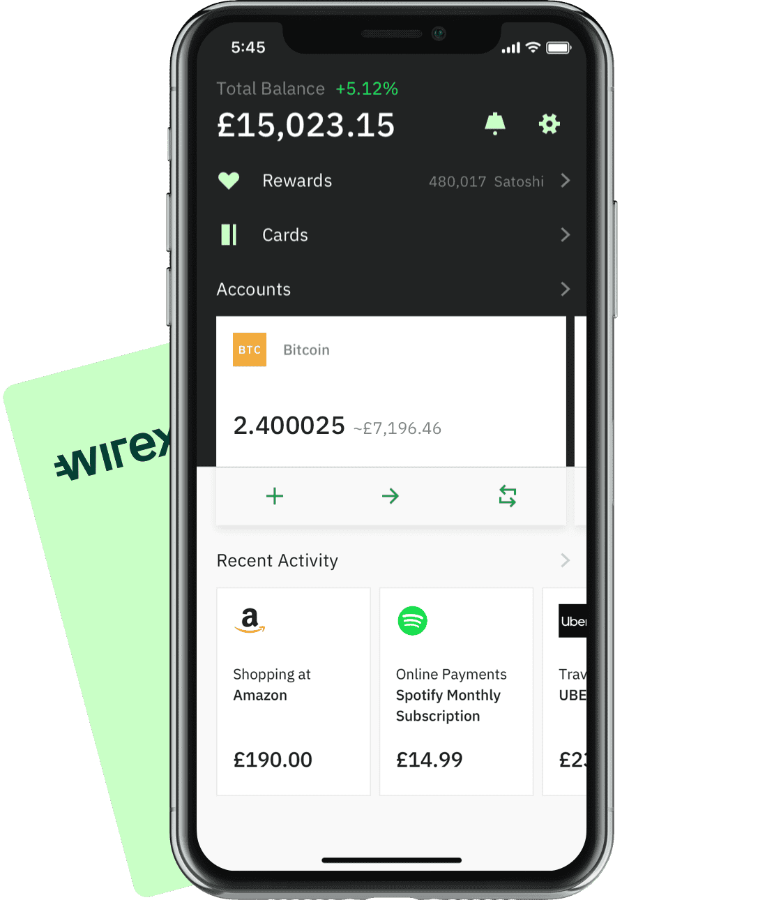 Wirex (With Card)