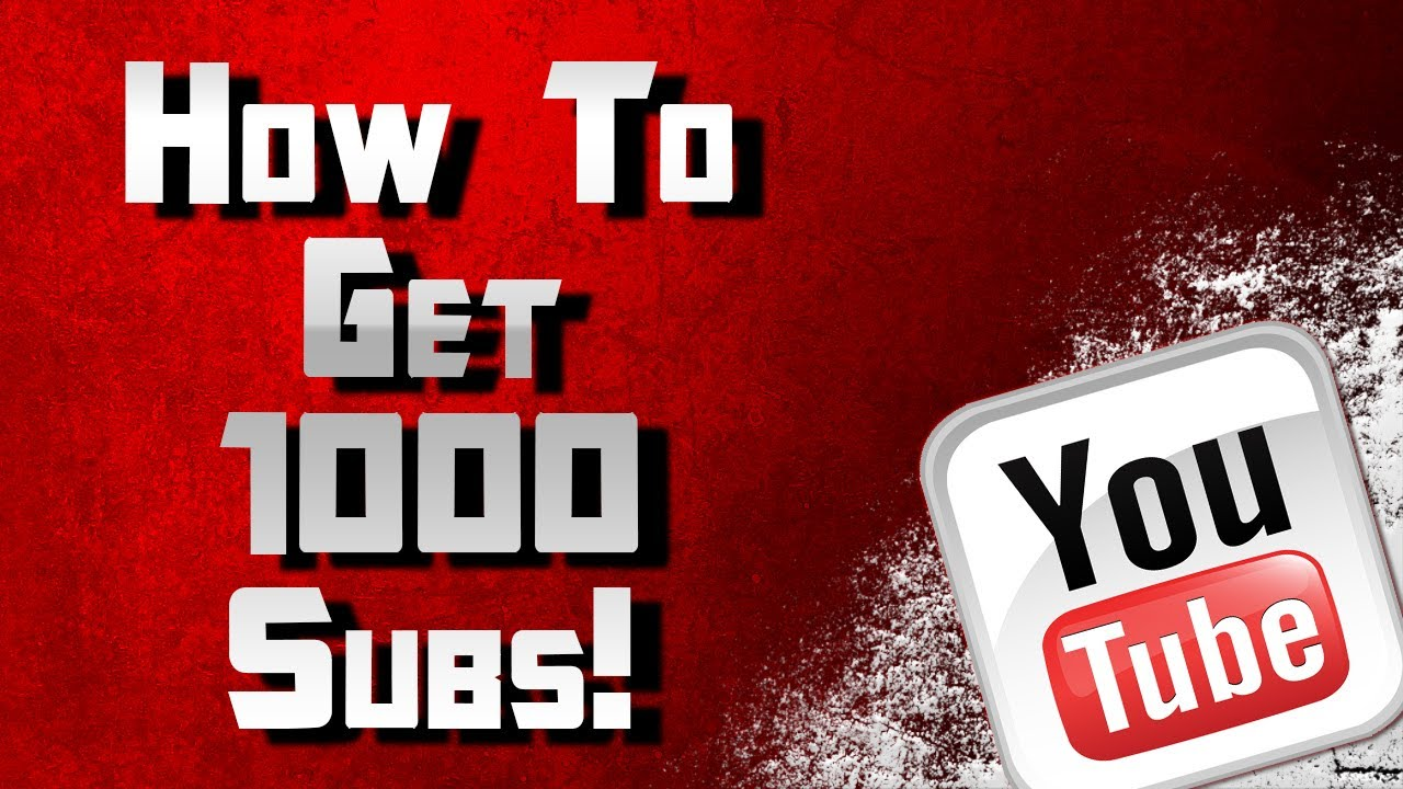 1000 Youtube Subscriber 30 Days Refill guarantee!