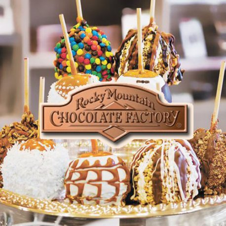 Rocky Mountain Chocolate Factory $25 w/pin USE ONLINE