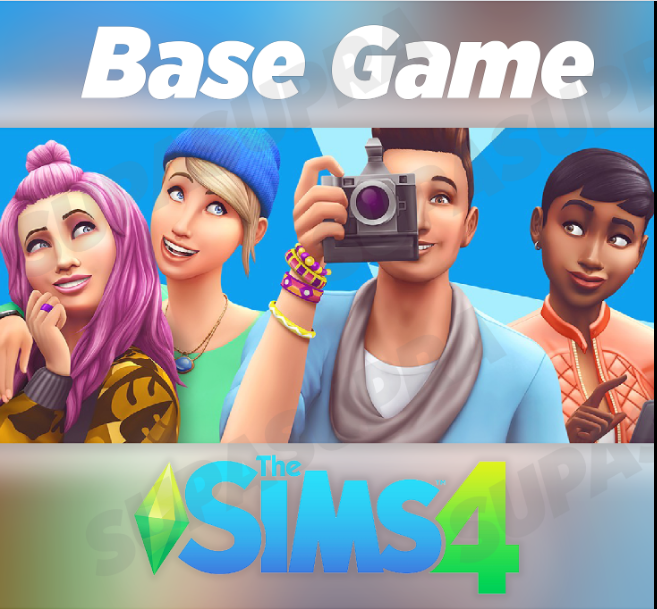 THE SIMS 4 | Base Game | Origin Account | Warranty