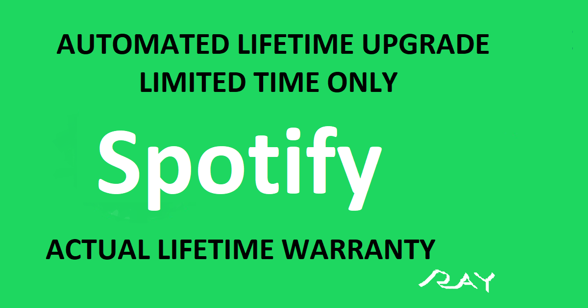 🔥Spotify Premium LIFETIME WARRANTY🔥