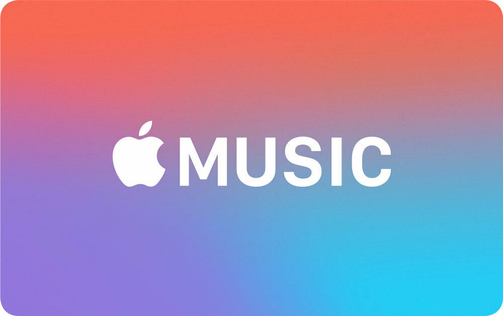 Apple Music 4 Months USA Code New Subscribers