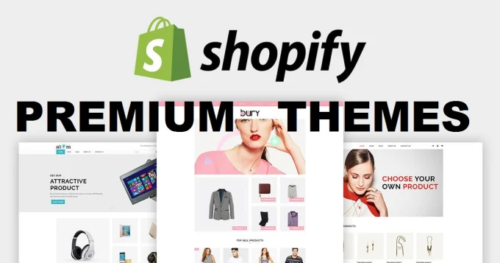 20 PREMIUM PRO SHOPIFY THEMES FOR YOUR STORE