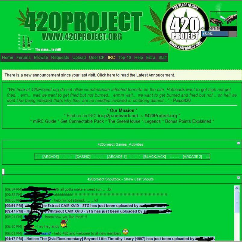 420Project.Org - PREMIUM Torrent + Bonus