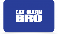 100$ eatcleanbro.com gift card