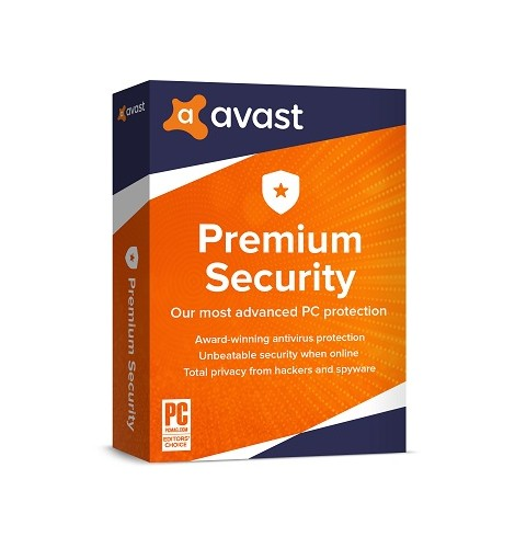 AVAST PREMIER SECURITY 2 YEAR VPN KEY AS A GIFT