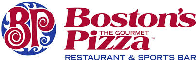 Bostons Pizza 25$ Gift Card Instant