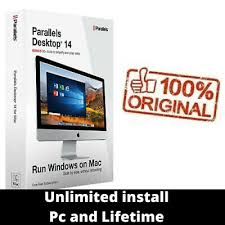Parallels Desktop Business Edition 14 2019  Run Window
