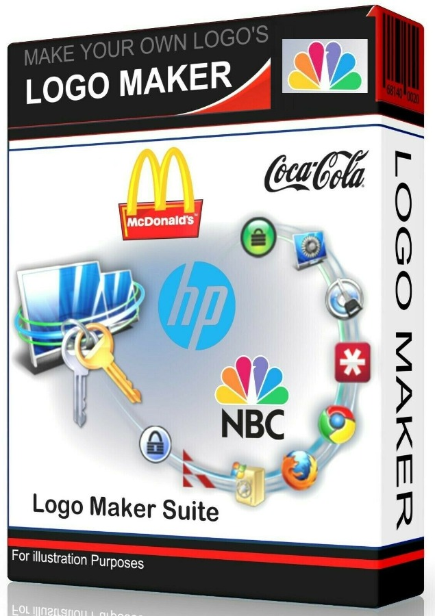 Logo Creator Maker Professional full Verion + Serial ke