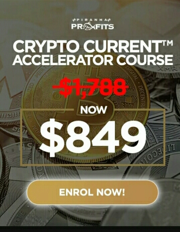 Cryptocurrency Investing Course - $849 Course