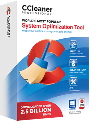 Ccleaner Professional 1 PC 1 Year 365 day Licenese Key