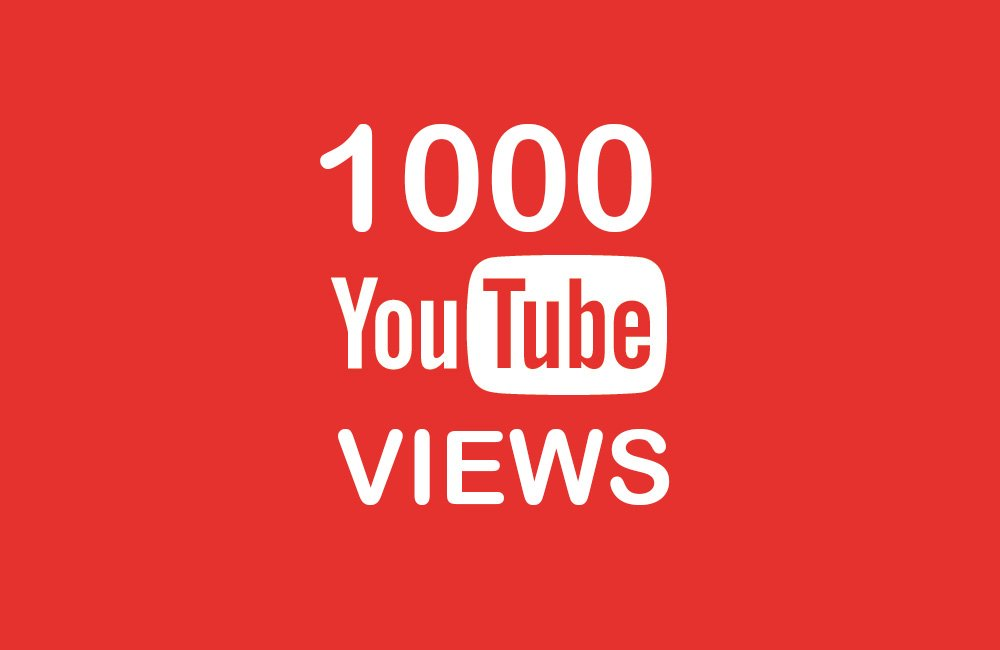Youtube 1000 Monetized views | 0 - 48 hours| 50-200/day